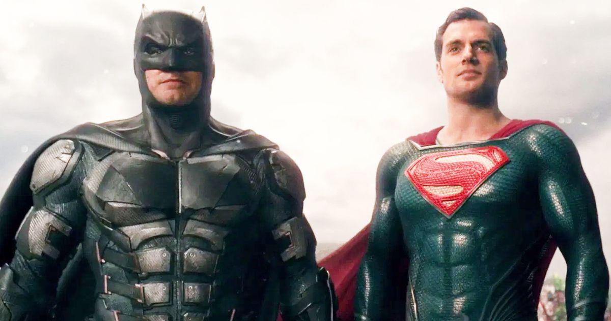 Justice League Superman Son New Batman