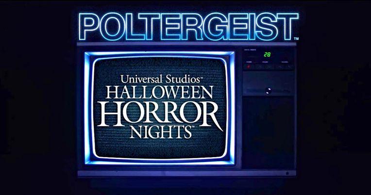 Poltergeist Maze Will Haunt Halloween Horror Nights 2018