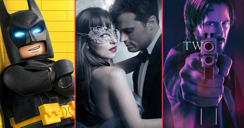 Will Fifty Shades Destroy John Wick and Batman at the Box Office?