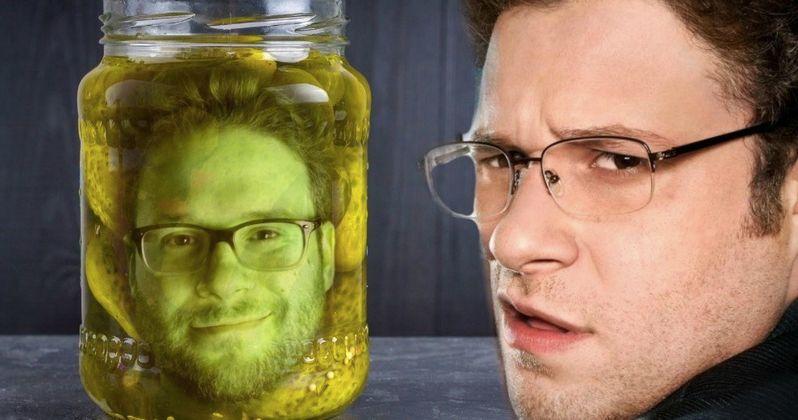 Seth Rogen Gets Pickled in Strange New Comedy