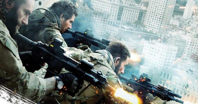 Navy SEALs Vs Zombies Trailer Teams Michael Dudikoff & Rick Fox