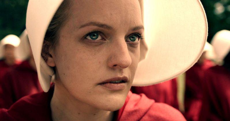 Handmaid's Tale Trailer Brings Mad Men Star Elisabeth Moss to Hulu