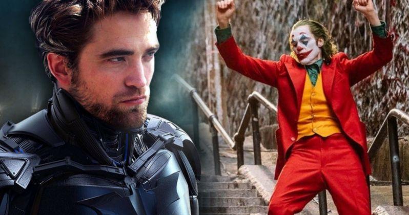 Joker Vs. the Batman Movie with Joaquin Phoenix & Robert Pattinson Will Never Happen