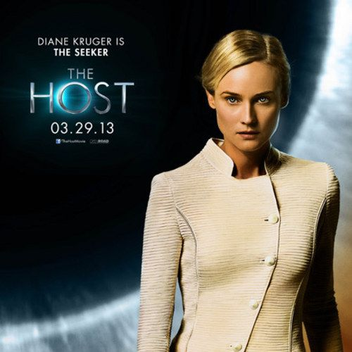 The Host 'The Seeker' Character Poster and Featurette
