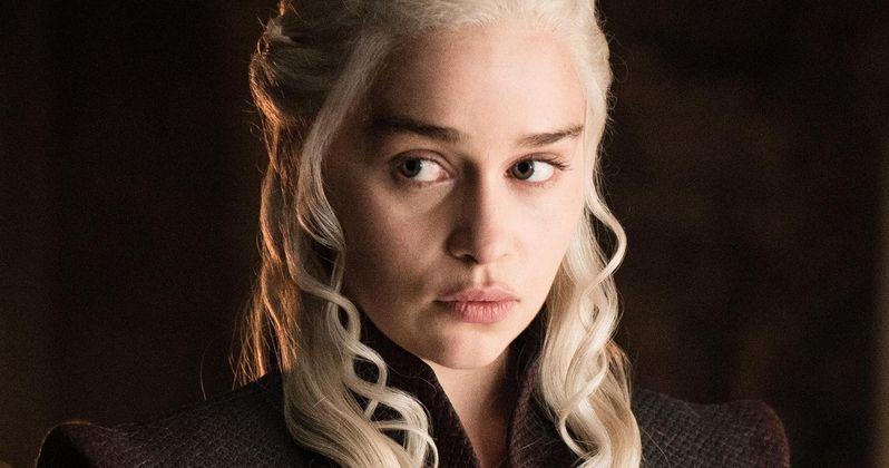 Emilia Clarke Responds to Dany's Heartbreaking Game of Thrones Scene