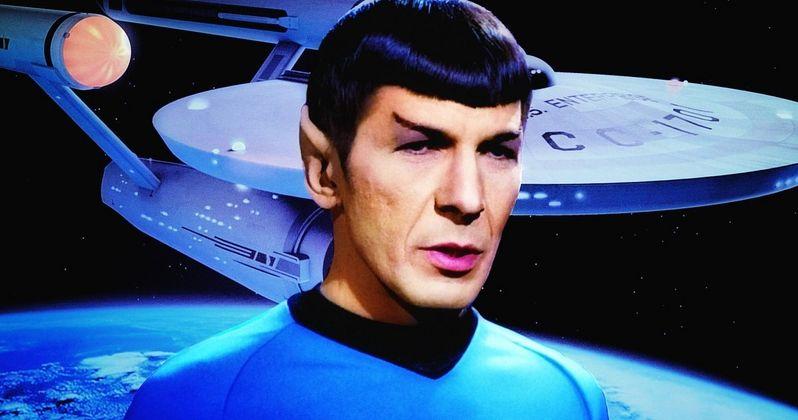 Star Trek 3 Video Pays Tribute to Leonard Nimoy