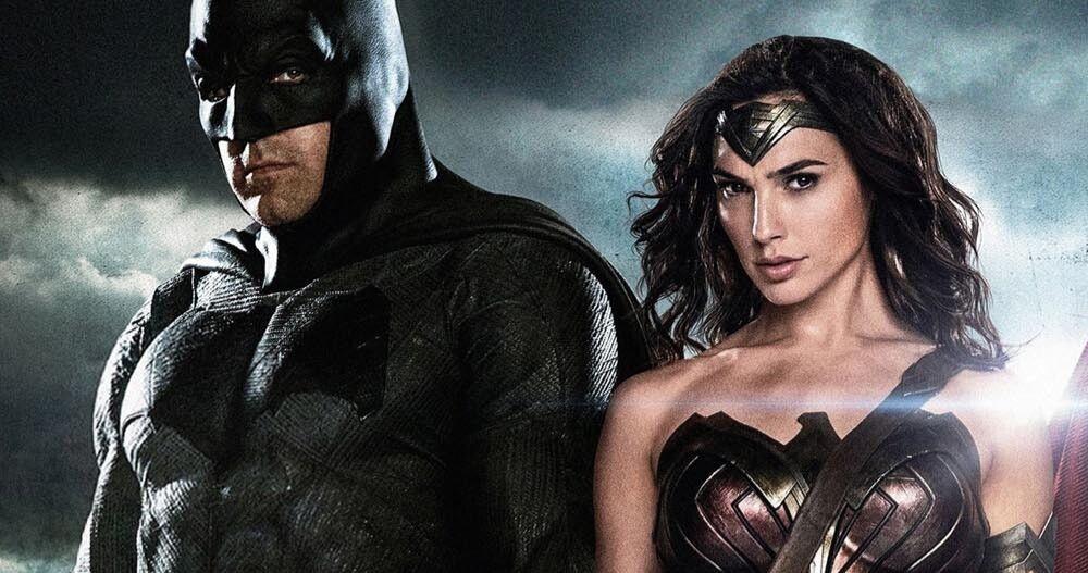 Gal Gadot Batman Day Justice League