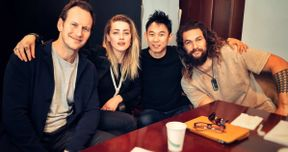 Aquaman Cast Unites for First Time in Table Read Photo