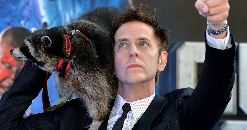 Guardians of the Galaxy Director James Gunn Thanks Fans