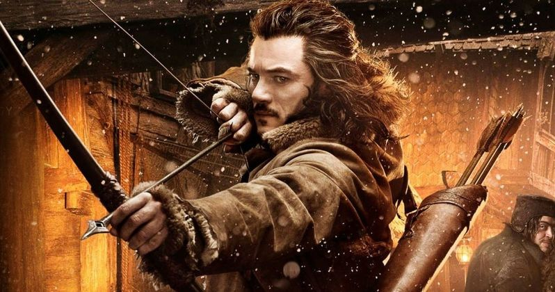 Luke Evans Talks Bard The Bowman in The Hobbit: The Desolation of Smaug   EXCLUSIVE