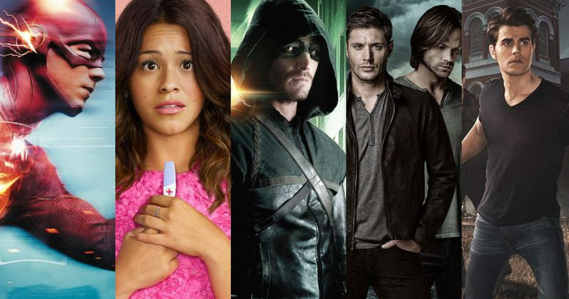 Flash, Arrow & More Get Season Finale Dates on The CW