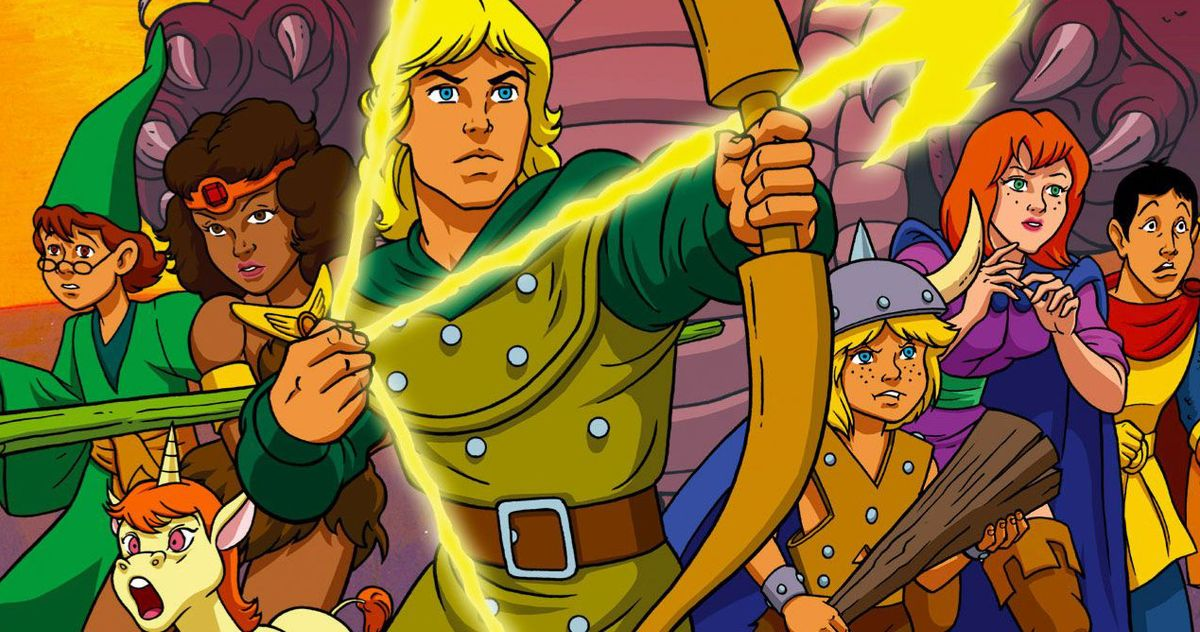 New Dungeons & Dragons Adventure Will Bring Back Characters from the '80s Cartoon Series