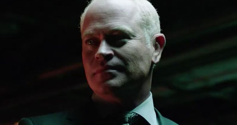 Arrow Season 4 Fall Finale Trailer: Damien Darhk Attacks