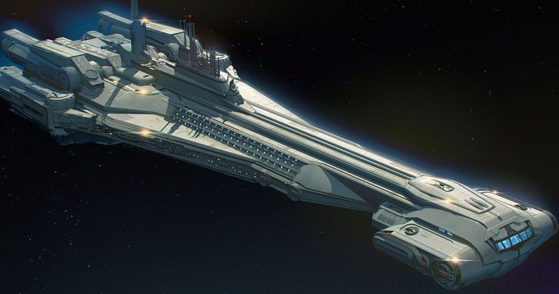 Star Wars: Galactic Starcruiser Vacation Resort Unveiled at Disney World