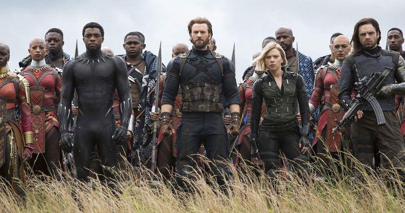 Infinity War & Black Panther Push Marvel's Global Box Office Past $15B