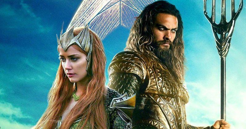 Aquaman Begins Shooting This Week in Australia