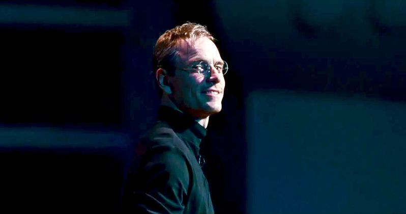 Steve Jobs Trailer Shows Michael Fassbender as Apple Co-Founder