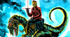 Nerd Alert: Jurassic Galaxy Mashup & Batman v Superman Goes Retro