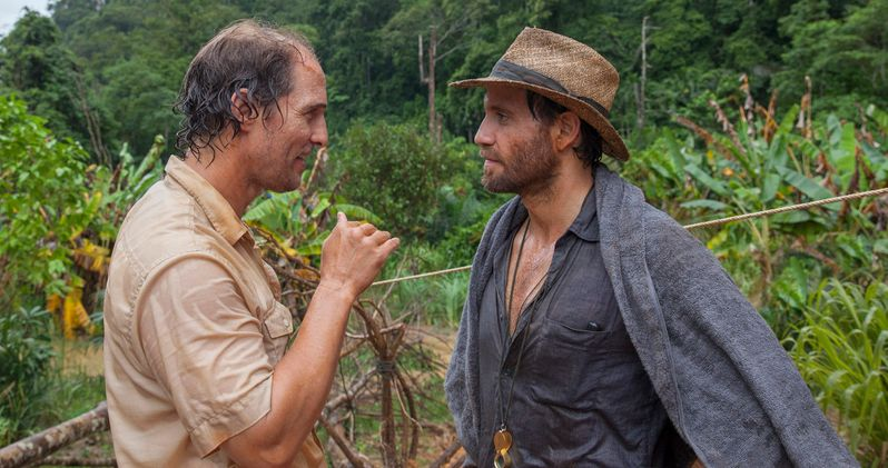 Gold Trailer: Matthew McConaughey Is a Billionaire Prospector