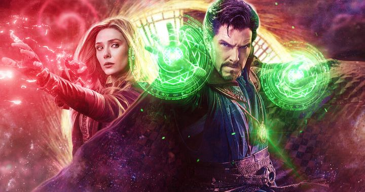 The best Doctor Strange poster ever