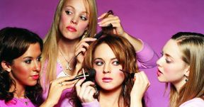 Watch Lindsay Lohan Awkwardly Reenact Favorite Mean Girls Lines