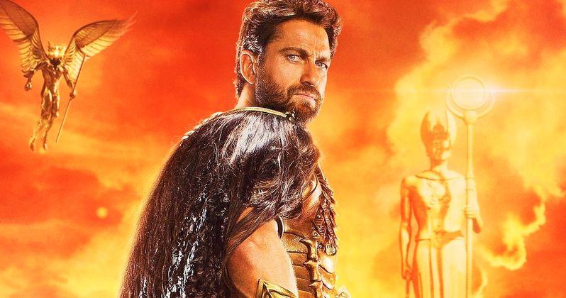 Gods of Egypt Trailer Starring Gerard Butler & Elodie Yung