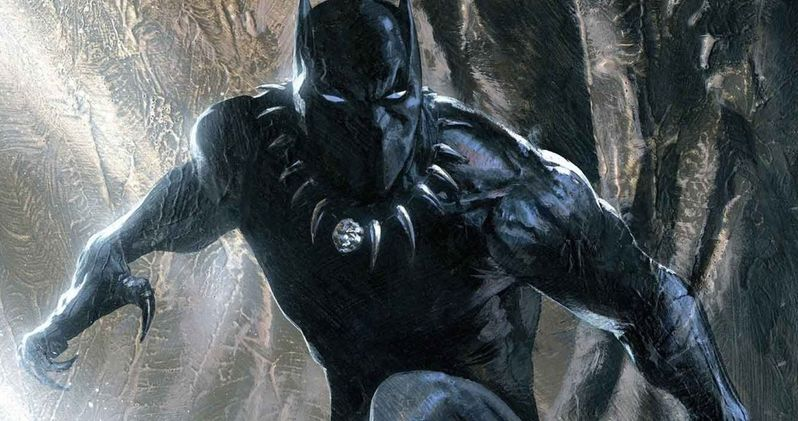Black Panther Revealed in Captain America: Civil War Set Photos