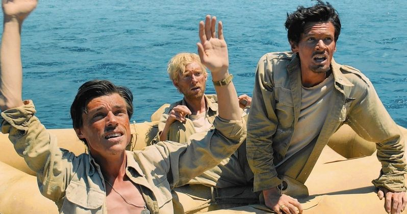 Unbroken Blu-ray Preview with Angelina Jolie   EXCLUSIVE