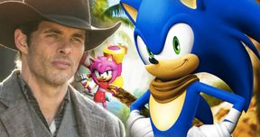 Sonic the Hedgehog Movie Locks in Westworld Star James Marsden