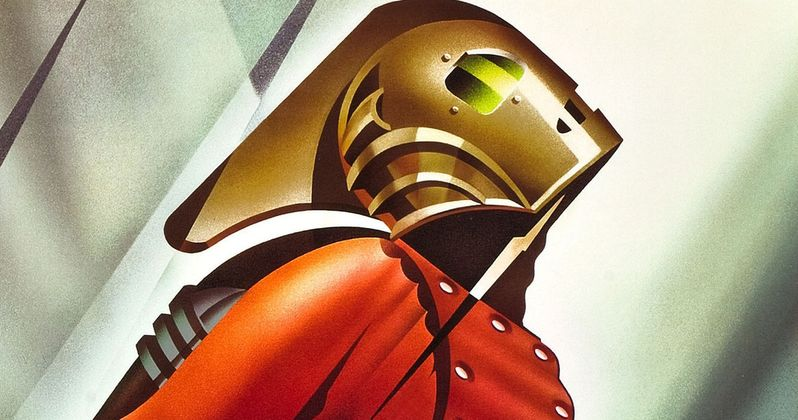 Disney's Rocketeer 2 Will Have a Black Female Lead