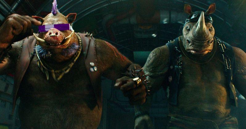 BeBop & Rocksteady Hijack New Ninja Turtles 2 Trailer