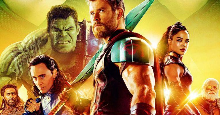 Cosmic Heroes Unite in Stunning New Thor: Ragnarok Poster