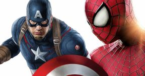 Chris Evans Reacts to Marvel's Spider-Man Casting