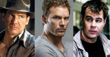 No Indiana Jones or Ghostbusters for Chris Pratt?