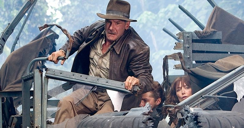 Indiana Jones 5 Brings Back Kingdom of the Crystal Skull Writer