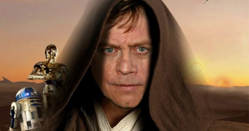 Mark Hamill Almost Died Shooting Star Wars: The Force Awakens