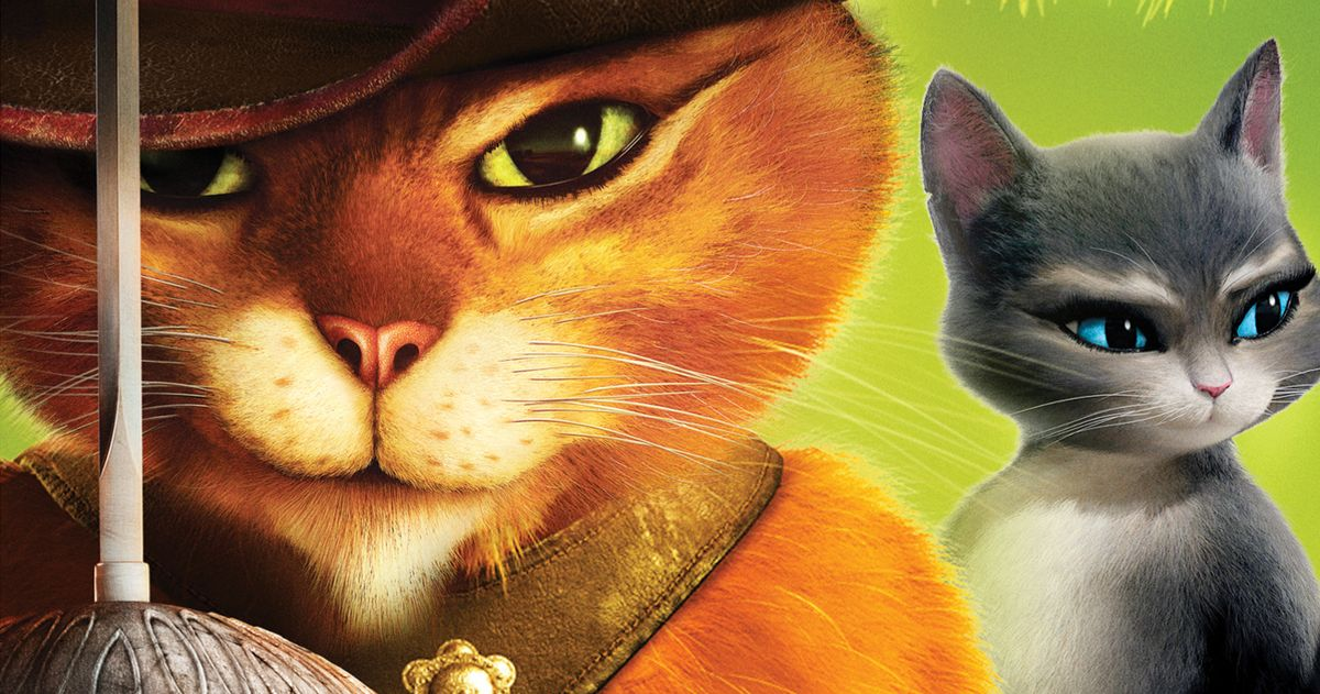 Puss In Boots 2 Release Date Title Cast