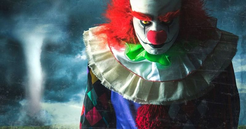 Clownado Trailer #2 Channels Sharknado But with Clowns for Some Reason