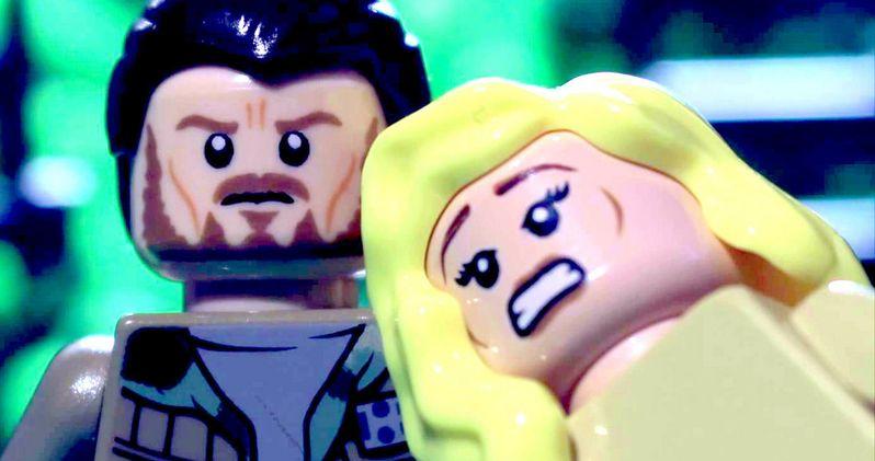 Maggie Lego Trailer Has Schwarzenegger in Stop Motion