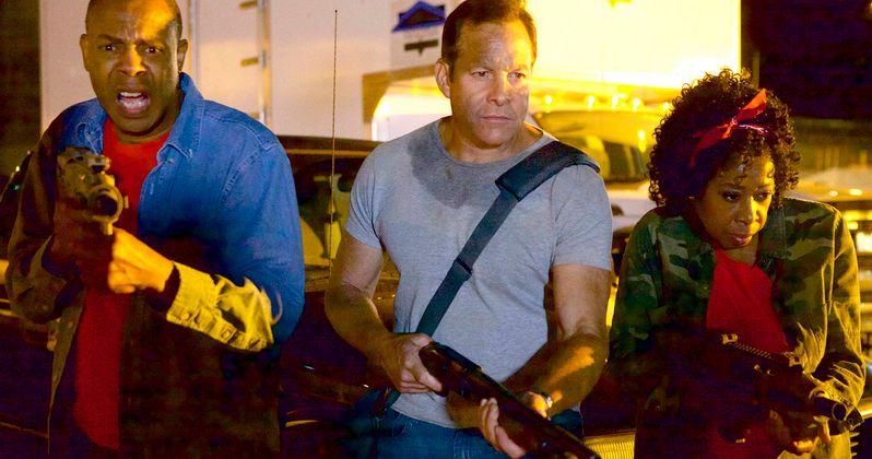 Lavalantula 2 Wants to Reunite Police Academy Cast Again