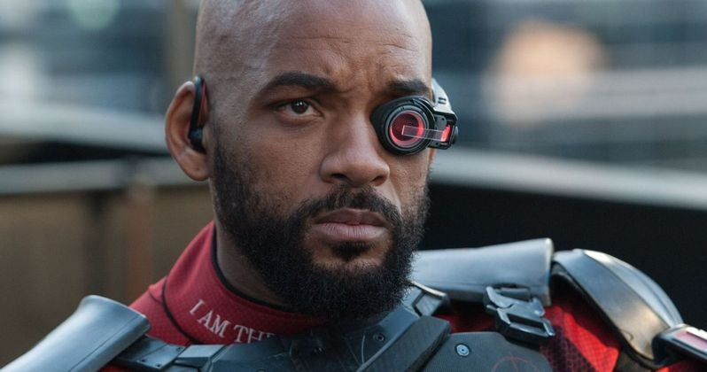 Will Smith's Deadshot Won't Return in James Gunn's The Suicide Squad