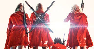 NSFW Assassination Nation Trailer Hacks Into an Ultra-Violent Teenage Wasteland