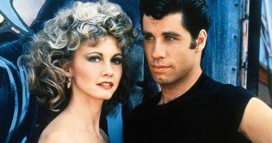 John Travolta & Olivia Newton-John Reunite for Grease 40th Anniversary