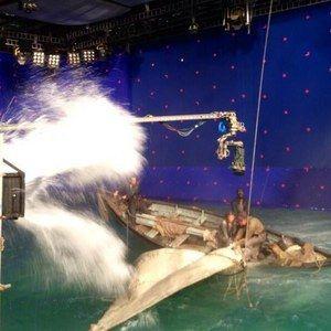 Director Ron Howard Shares Heart of the Sea Set Photos