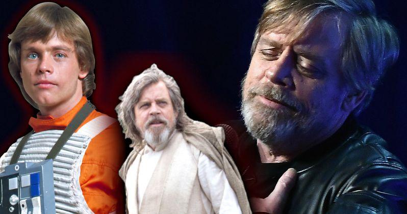 Mark Hamill's Luke Skywalker Panel Is Live at Star Wars Celebration