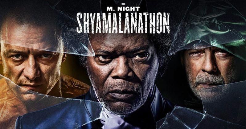 Alamo Drafthouse's M. Night Shyamalanathon Will Screen Unbreakable, Split and Glass