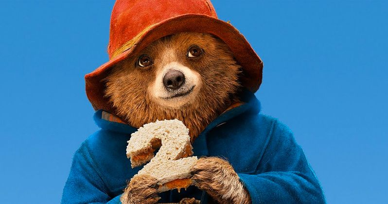 Paddington 2 Trailer #2 Has the Bear Running from the Law