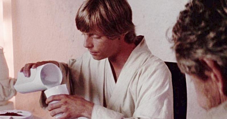 Mark Hamill Reveals the Real Taste of Star Wars Blue Milk On Set: It Made Me Gag