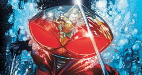 Black Manta's Suit Revealed in Aquaman First Look Photo