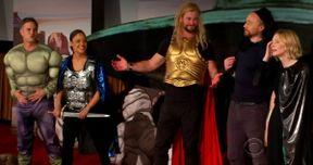 Watch Thor 3 Cast Perform Ragnarok Live